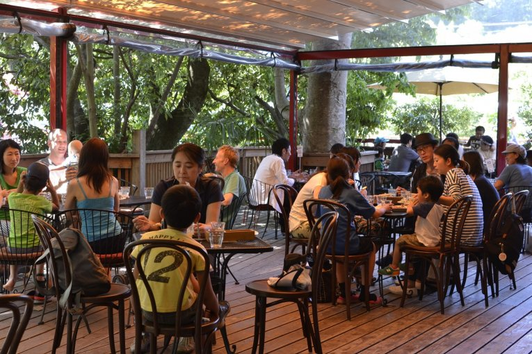 Alishan Organic Cafe, Saitama