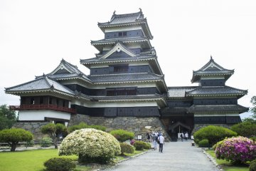 <p>Matsumoto Castle</p>