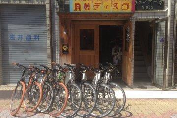 Cycle Osaka