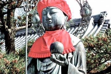 <p>A unique statue</p>