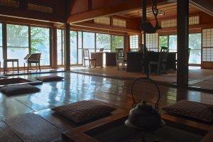 Kominka Genshichi, une des maisons disponibles à la location