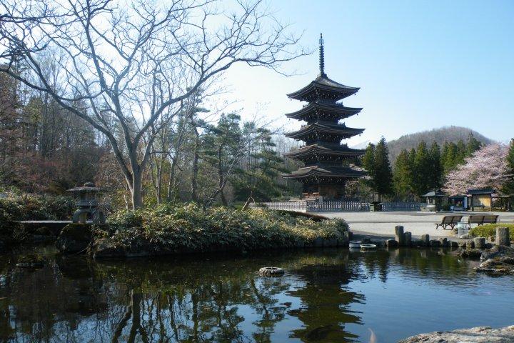 Johgi Nyorai Saihoji Temple