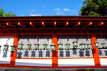 나라 가스가다이샤(春日大社)