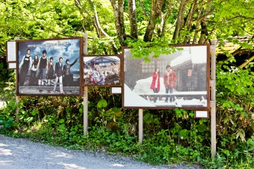 <p>Tsurunoyu Onsen&nbsp;is even popular overseas - several Korean Films and TV Dramas have been filmed here</p>