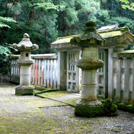 Cemetery of Fukui Matsudaira Clan