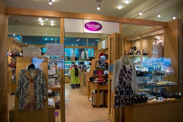 <p>Paris Partner - One of the two shops in the resort.&nbsp;</p>