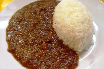 <p>The delightful homemade Japanese curry is nothing like what you had before.</p>
