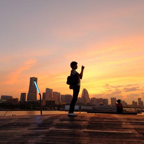 Yokohama's Most Romantic Spot Is...