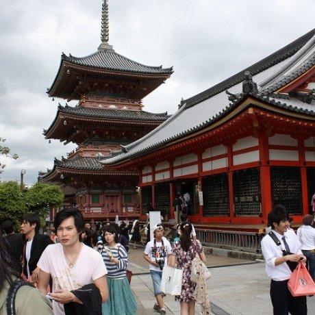京都「清水寺」