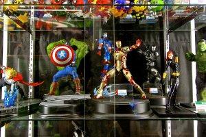 ทีม The Avengers มาแล้ววว