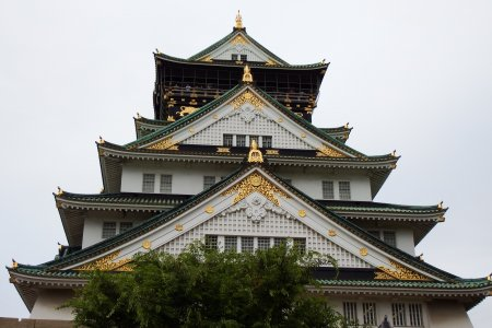 究極の大阪城観光ガイド: 01