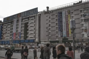 The Seibu Department Store