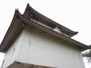 The Ichiban Turret viewed from below