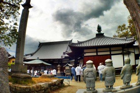 Đền Kokubun-ji ở Imabari
