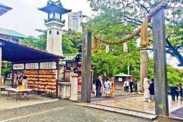 Iseyama Kotai Shrine