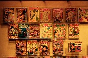 ...พิพิธภัณฑ์มังงะนานาชาติเกียวโต (Kyoto International Manga Museum)...