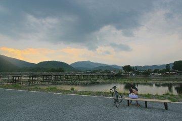 สะพานโทเก็ทซูเกียว-อาราชิยาม่า