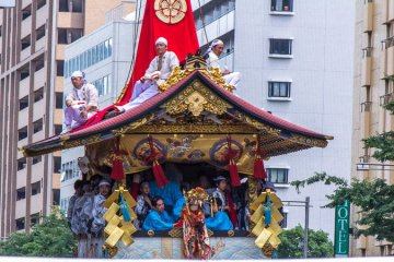 Gion Matsuri in Photos: Part 1