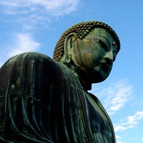 鎌倉 露坐の大仏