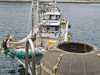 Tàu cá là những kho tàng về chi tiết và văn hóa