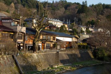 The Charm of Takayama City