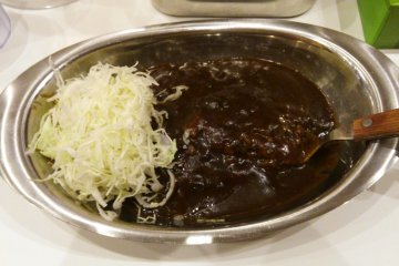 <p>Standard Go Go Curry, with its distinct flavor</p>