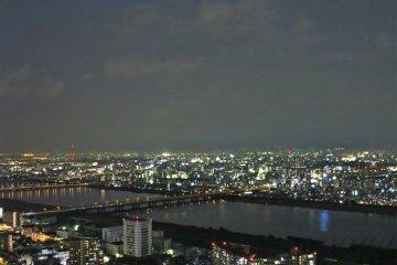 <p>大阪夜景3</p>