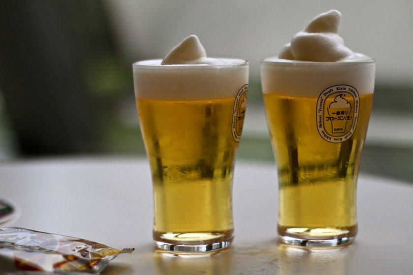 """Ichiban Shibori"" เบียร์คุณภาพเยี่ยมที่คิรินภูมิใจนำเสนอ"