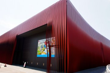 <p>The Wa Rasse&nbsp;Nebuta Museum</p>