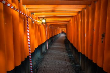 <p>This is the front view of the tori gate. Clean and simple.&nbsp;</p>