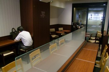 <p>Non-smoking rooms are more and more frequent these days</p>