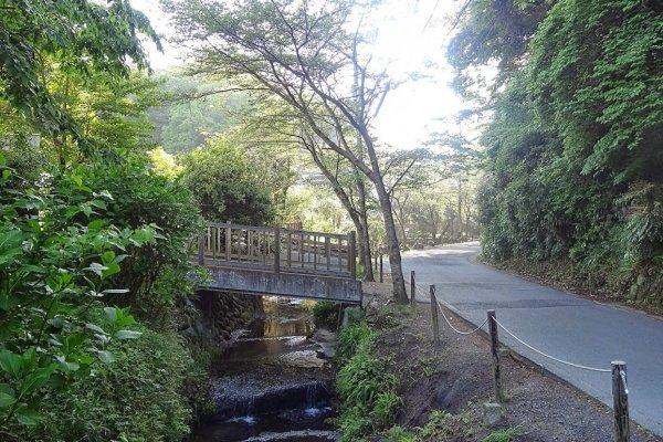 ถนนบางสายมีคลองเล็กๆ ไหลขนานไปกับถนน บ้านแต่ละหลังจะมีสะพานทอดข้ามคลองเป็นของตนเอง