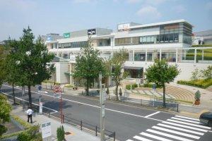 Hoshigaoka Terrace shopping complex, Nagoya