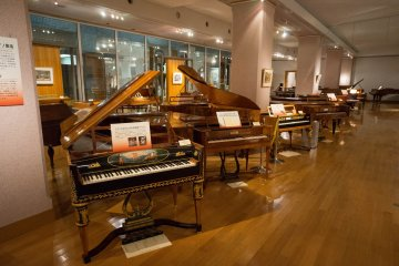 <p>Different type of piano</p>