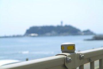 <p>镰仓高校前看到的风景</p>