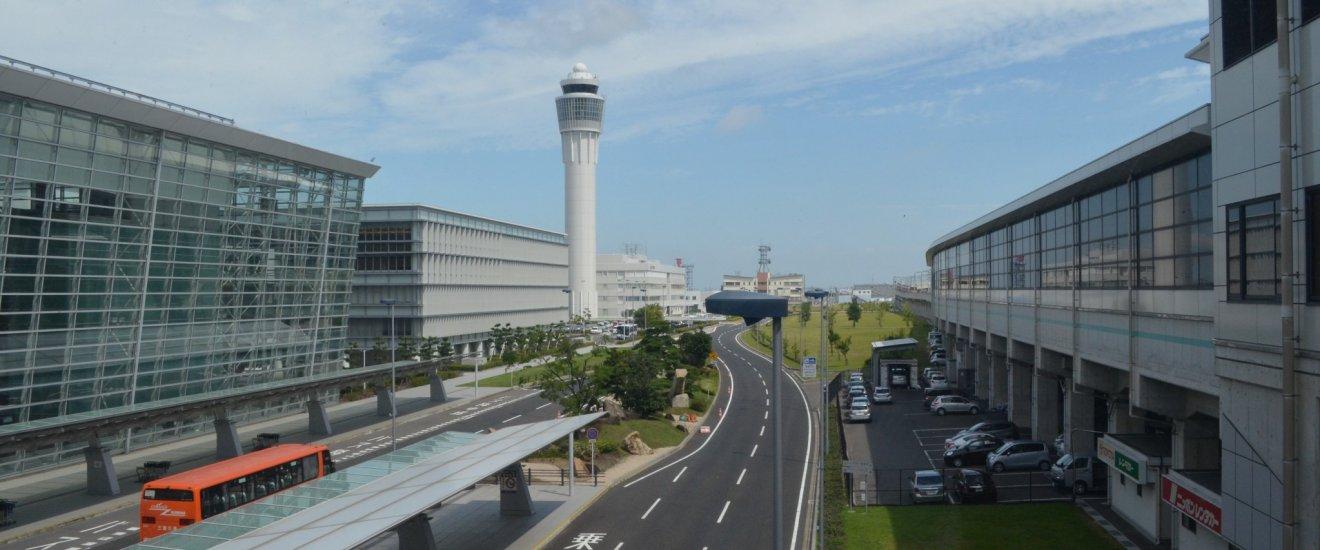 สนามบินChubu Centrair ปราการแรกที่จะนำท่านสู่ใจกลางภูมิภาคจูบุ
