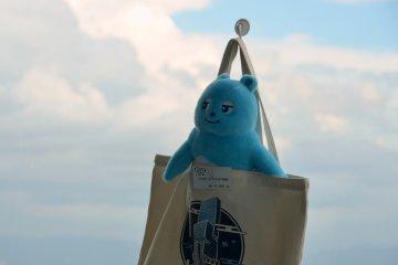 <p>Mascot of Abeno Harukas</p>