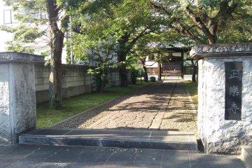 Shindera Dori: Con đường của những ngôi chùa