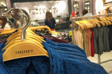 <p>Forever 21: the ever-so-popular clothing store from the US</p>