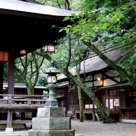 敦賀の金ヶ崎宮: 福井