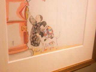 Illustrations by Shiro Kawakami