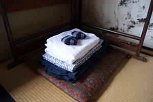 Bersantai dengan yukata