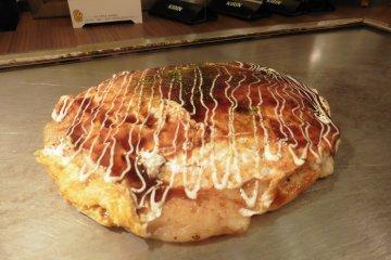 Les Okonomiyaki de Fukutarō