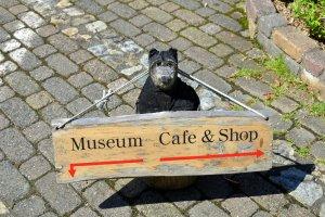 Museum, Cafe & Shop