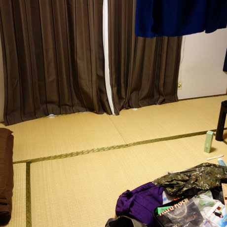 เช่าห้องพักราคาถูกในญี่ปุ่น