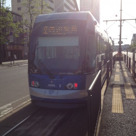 Okayama Street Car