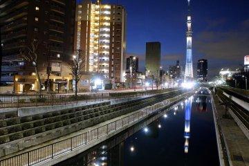 <p>Tokyo Skytree</p>
