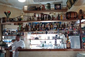 Beer and cocktail bar