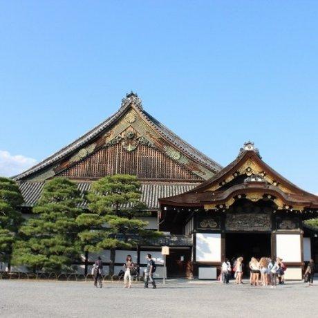 京都「二条城」巡り歩き