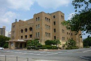 Kokaido, Civic Assembly Hall, Tsurumai Park, Nagoya.